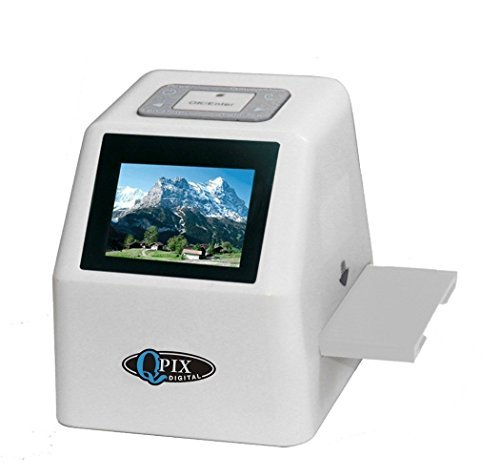 QPIX High Resolution 2.4'' LCD Screen