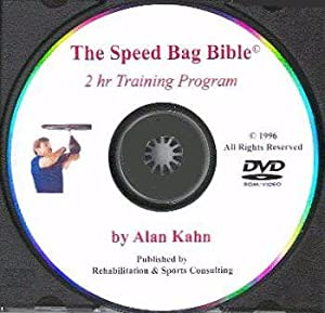 The Speed Bag Bible two hour training program DVD