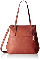 Caprese Fanny Women's Tote Bag (Brick)