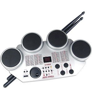 Yamaha Dd-20S Portable Digital Drum Kit (Silver)