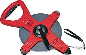 CST/berger 82-30080B 300ft Nylon-Clad Steel Zip-Line, 82-Series Open Reel Tape in FEET/8THS