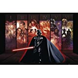 Bring The Force With The Complete Star Wars Anthology Poster Maxi Poster 61x91.5cm