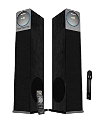 Intex IT-12001 SUF BT Tower Speakers - Black