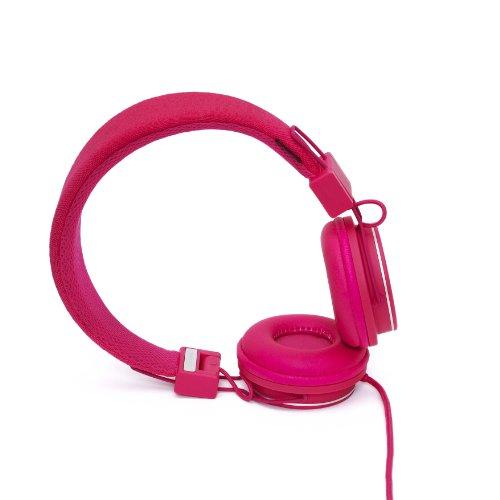 Urbanears?????????? The Plattan Headphones ?Cerise?の写真02。おしゃれなヘッドホンをおすすめ-HEADMAN(ヘッドマン)-