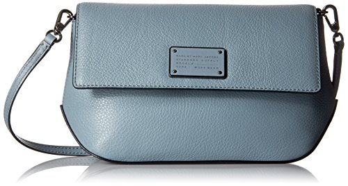 Marc JacobsNew Too Hot To Handle Noa - Borse a Tracolla donna , Blu (Blue (Ice Blue)),