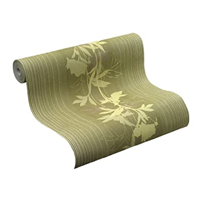 Non-woven Wallpaper Stylish With Floral Design from Rasch