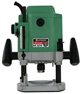 Hitachi M12-volts 3-1/4-Horsepower Electronic Variable Speed 1/2-inch Plunge Router