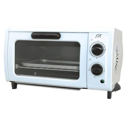 Sunpentown SO-1004 950-Watt 2-Slice Multi-Functional Pizza and Toaster Oven