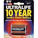Ultralife Lithium PP3 / 9v Battery (1 pack)by Ultralife