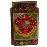 CRY BABY XTRA SOUR GUM 240 count ~ Swell Candy Company
