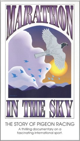 Marathon in the Sky - The Story of Pigeon Racing [VHS]