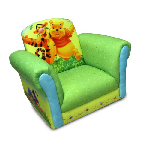 Cheap Disney Deluxe Rocking Chair, Winnie The Pooh And Tigger For $81.80