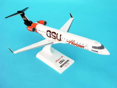 1: 100 スカイマークス Horizon 航空 Canadair Jet 700 Oregon State University Colors (並行輸入)