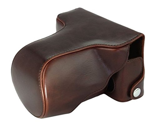 megagear-ever-ready-protective-dark-brown-leather-camera-case-bag-for-fujifilm-x-e2-with-18-55-lens
