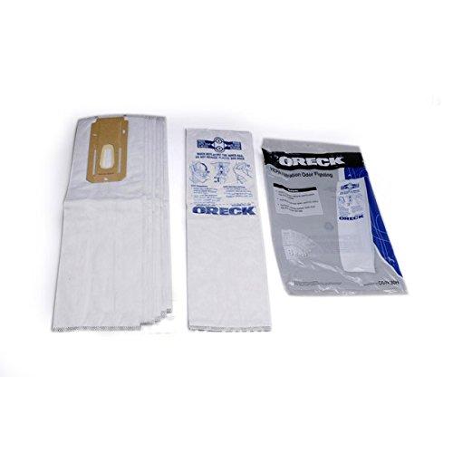 Oreck Type CC Upright Vacuum Cleaner Charcoal Filtrete Paper Bag 8Pk # CCPK80H, CCPK80F (Oreck Bags Ccpk80h compare prices)