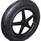 "12 1/2"" Slick Stroller Tyre Fits Bugaboo Phil & Teds"