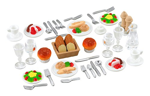 Sylvanian Families furniture dinner set over -409 (japan import) by ToyMarket - 1