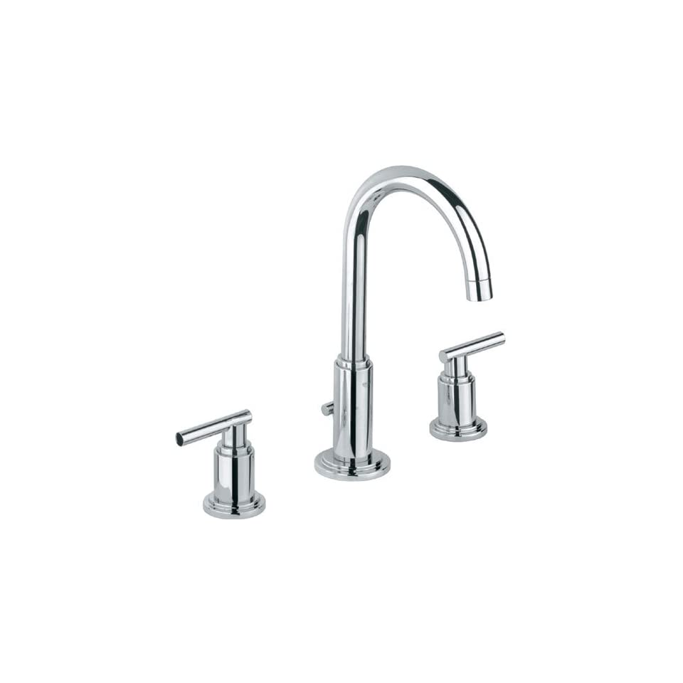 Grohe 20069000/18027000 Atrio 8 Widespread Bathroom Faucet   Chrome