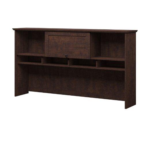 Bush furniture buena vista corner desk with hutch office hutches - Bush furniture parts ...