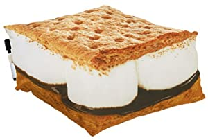 iscream / S'mores Autograph Pillow