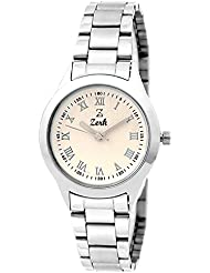 Zerk Silver Analog Watch