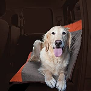 Quick Fit Bench Dog Seat Cover by Dog Whisperer by Cesar Millan