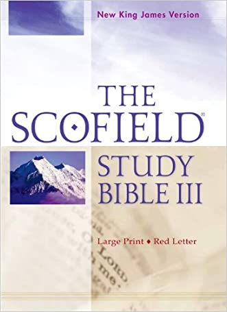 The Scofield Study Bible III, NKJV, Large Print Edition written by Oxford University Press