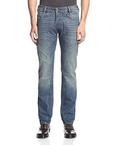 Diesel Men's Iakop Slim Straight Jean