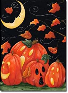 """Scary Night - 28"""" x 40"""" Toland Art Banner"""