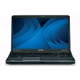 Toshiba Satellite A665D-S5178 15.6-Inch Laptop - Black