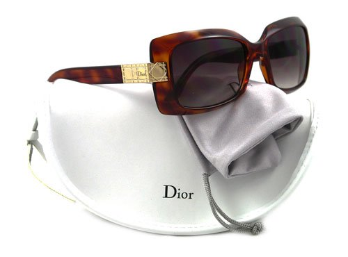 CHRISTIAN DIOR SUNGLASSES CD DIOR612/S 0H68 LIGHT HAVANA