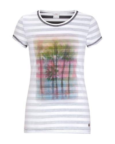 s.Oliver T-Shirt Manica Corta [Grigio Chiaro]
