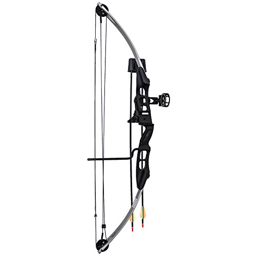 "Southland Archery Supply SAS Sergeant 55 Lb 29"" Compound Bow Package"