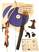 Ragim Wildcat Jr Takedown Recurve Bow Complete Archery Set RH 24#