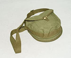 Chinese Army Drum Haversack Magazine Pouch Bag by china Army