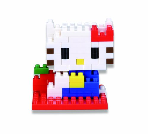 Nanoblock Hello Kitty - 1