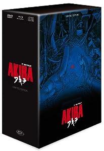 AKIRA [Edition Combo Blu-ray/DVD Limitée] [Édition Collector Limitée 25ème Anniversaire]