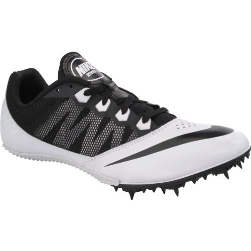 new style 28495 19a0c Nike ZOOM RIVAL S 7 Mens Lace Up Running Cleat With Removable Spikes Track  Shoes 12 M