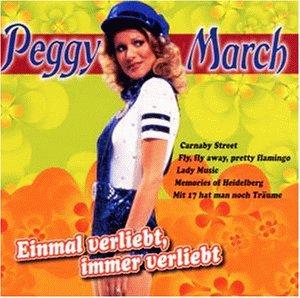 Peggy March - Einmal Verliebt, Immer Verliebt - Zortam Music