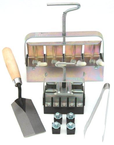 Soil block maker tool kit b00gmt06wa gardening hand for Soil block maker