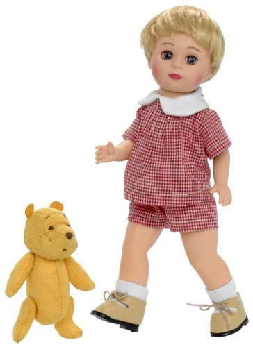 Madame Alexander Christopher Robin Doll And Classic Winnie The Pooh front-352951