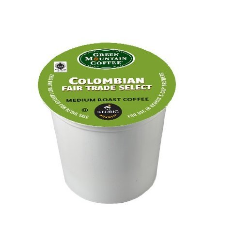 Green Mountain Colombian Fair Trade Select 96 K-Cups front-526063