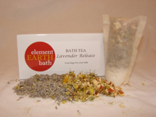 Element Earth Lavender Release Bath Tea