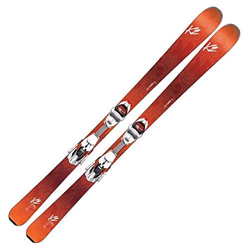 k2-luv-machine-74ti-marqueur-erc-11-tcx-light-quikclik-16-17-taille-160-rot