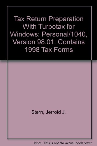 tax-return-preparation-with-turbotax-for-windows-personal-1040-version-9801-contains-1998-tax-forms