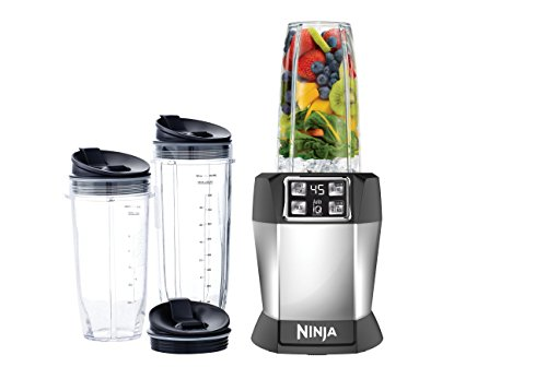 Nutri Ninja BL482 with Auto - iQ (Ninja Pro Blender Single Serve compare prices)