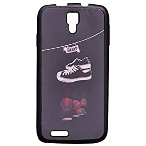 Gaffar Mobile 3D Back Cover Micromax Canvas Juice A177