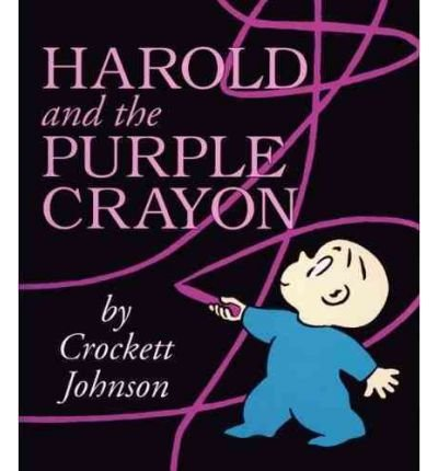 [(Harold and the Purple Crayon )] [Author: Crockett Johnson] [Jun-2012] (Harold Purple Crayon Board Book compare prices)