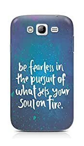 AMEZ be fearless i the pursuit Back Cover For Samsung Galaxy Grand Neo
