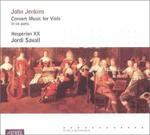 Consort Music for Viols